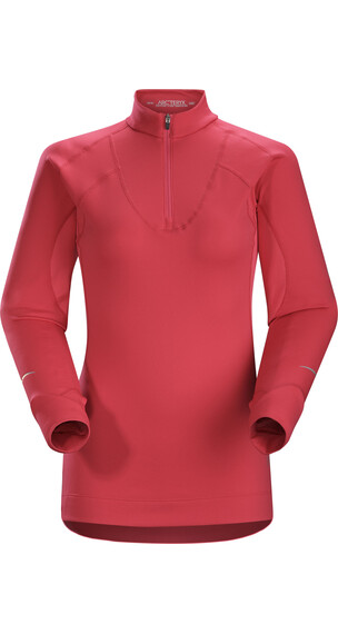 Arcteryx W's Cyclic Zip Neck Snapdragon
